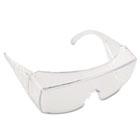 Yukon Safety Glasses, Wraparound, Clear Lens CRW9810