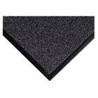 Cross-Over Indoor/Outdoor Wiper/Scraper Mat, Olefin/Poly, 36 x 60, Gray CWNCS0035GY