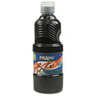 Washable Paint, Black, 16 oz DIX10709