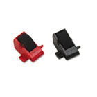 R14772 Compatible Ink Rollers, Black/Red, 2/Pack DPSR14772