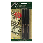 Smart Money Counterfeit Bill Detector Pen for Use w/U.S. Currency, 3/Pack DRI3513B1