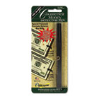 Smart Money Counterfeit Bill Detector Pen for Use w/U.S. Currency DRI351B1