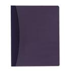 Report Cover w/Hidden Swing Clip, Letter Size, Blue GBC21537