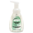 Green Certified Foam Soap, Fragrance-Free, Clear, 7.5oz Pump Bottle GOJ571506