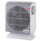 Compact Heater Fan, Gray, 4 21/25 x 8 4/21 x 9 23/25 HLSHFH105UM