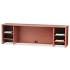 10500 Series Stack-On PC Organizer, 72w x 14-5/8d x 22h, Bourbon Cherry HON105388HH