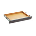 Laminate Angled Center Drawer, 22w x 15-3/8d x 2-1/2h, Mahogany HON1522N