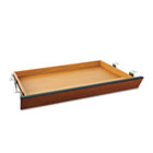 Laminate Angled Center Drawer, 26w x 15-3/8d x 2-1/2h, Bourbon Cherry HON1526H