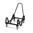 Olson Stacker Series Cart, 21-3/8 x 35-1/2 x 37, Black HON4043T