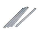 "Single Cross Rails for 30"" and 36"" Lateral Files, Gray HON919491"