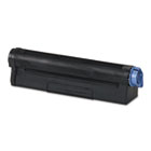 B4300X Compatible, Remanufactured, 42102901 (B4300) Toner, 6000 Yield, Black IVRB4300X