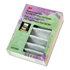 Replacement Filter, 9 1/2 x 7 1/4 MMMOAC100RF