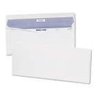 Reveal-N-Seal Business Envelope, Contemporary, #10, White, 40/Box QUA67012