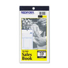 Sales Book, 3-5/8 x 6 3/8, Carbonless Duplicate, 50 Sets/Book RED5L240