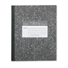 Marble Cover Composition Book, Wide Rule, 8-1/2 x 7, 48 Pages ROA77333