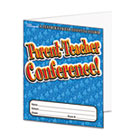 Parent-Teacher Conference Essential Folder, PreK-5, 16 Pages, Laminated SHS0439503949