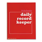 Daily Record Keeper, Grades K-6, 11 x 8-1/2, 64 Pages SHS0590490680