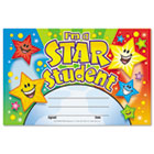 Recognition Awards, I'm a Star Student, 8 1/2w by 5 1/2h, 30/Pack TEPT81019