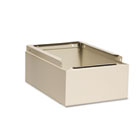 Optional Locker Base, 12w x 18d x 6h, Sand TNNCLB1218SD