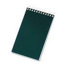 Narrow-Ruled Memo Book, 3 x 5, White, 50-Sheet Pads TOP8050