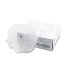 Disposable Hair Net, Spun-Bonded Polypropylene, White, 100/Pack UFS7387WL