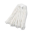 Cut-End Wet Mop Head, Rayon, No. 20, White UNS2020REA