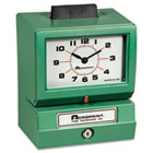 Model 125 Analog Manual Print Time Clock with Month/Date/0-23 Hours/Minutes ACP011070413