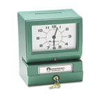 Model 150 Analog Automatic Print Time Clock with Month/Date/0-23 Hours/Minutes ACP012070413