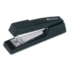 Full Strip Stapler, 15-Sheet Capacity, Black UNV43128