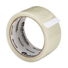 "General Purpose Box Sealing Tape, 2"" x 55yds, 3"" Core, Clear UNV61000"