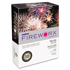 FIREWORX Colored Paper, 20lb, 8-1/2 x 11, Garden Springs Green, 500 Sheets/Ream CASMP2201GS