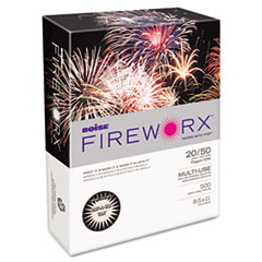 FIREWORX Colored Paper, 20lb, 8-1/2 x 11, Rat-a-Tat Tan, 500 Sheets/Ream CASMP2201TN