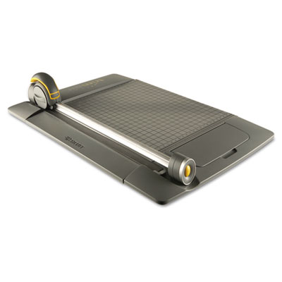 Trimair titanium 45mm rotary paper trimmer, metal base, 15, sold as 1 each