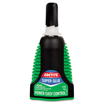Super power easy gel control, 0.14 oz, clear, sold as 1 each