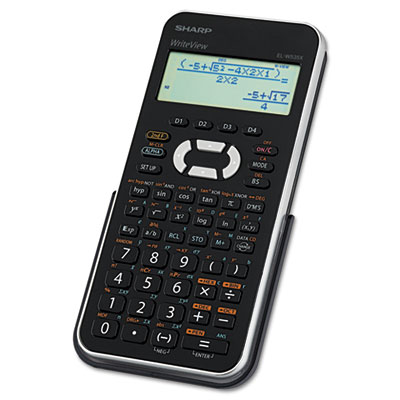 El-w535xbsl scientific calculator, 16-digit lcd, sold as 1 each