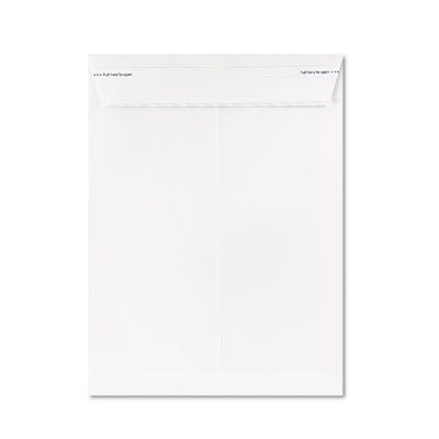 Gold fibre fastrip catalog envelope, side seam, 9 x 12, white, 100/box, sold as 1 box, 100 each per box