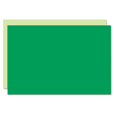 Too cool foam board, 20x30, light green/green, 5/carton, sold as 1 carton, 5 each per carton