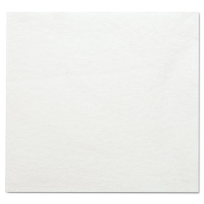 Chicopee double recreped industrial towel, 12 1/4 x 13 1/4, white, 1000/carton, sold as 1 carton, 1000 each per carton