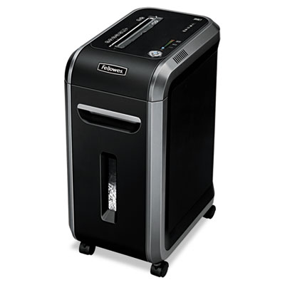 Powershred 99ci 100% jam proof heavy-duty cross-cut shredder, 18 sheet capacity, sold as 1 each