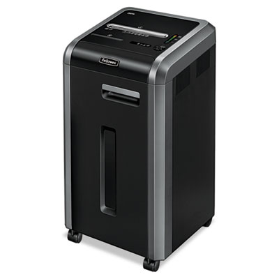 Powershred 225i 100% jam proof strip-cut shredder, 20 sheet capacity, sold as 1 each