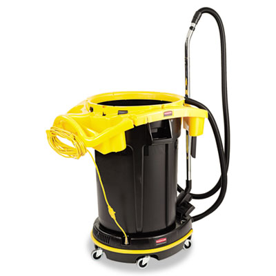 Dvac straight suction vacuum cleaner, 8 a, 41lb, black, sold as 1 each
