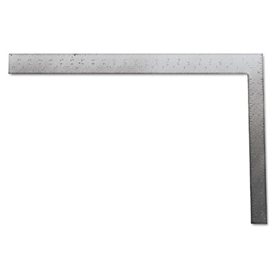 Carpenter's square, steel, 24, sold as 1 each