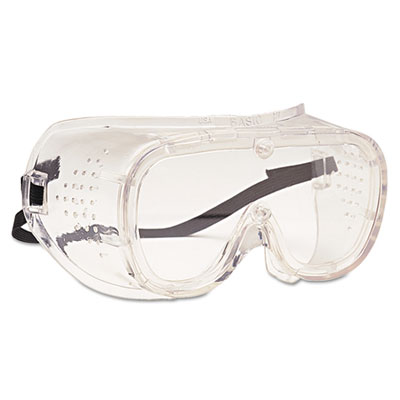 440 basic direct vent goggles, clear lens, sold as 1 each