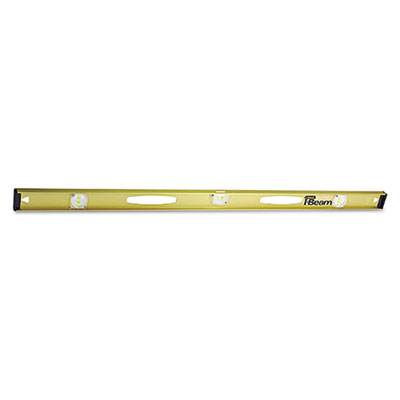 "Workmaster top read i-beam level, 24"""", silver, aluminum, sold as 1 each"