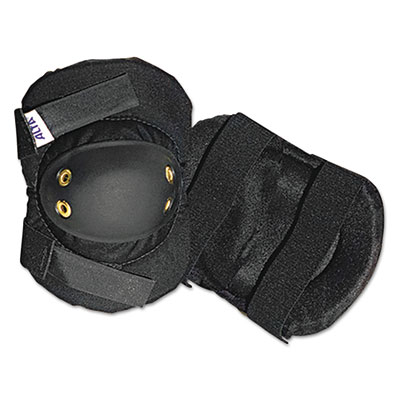 Flex industrial elbow pads, one size fits all, blue, sold as 1 pair, 2 per pair