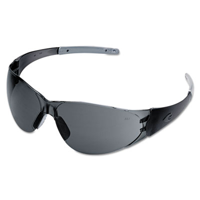 Ck2 series safety glasses, gray, sold as 1 each