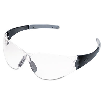 Ck2 series safety glasses, clear lens, anti-fog, sold as 1 each