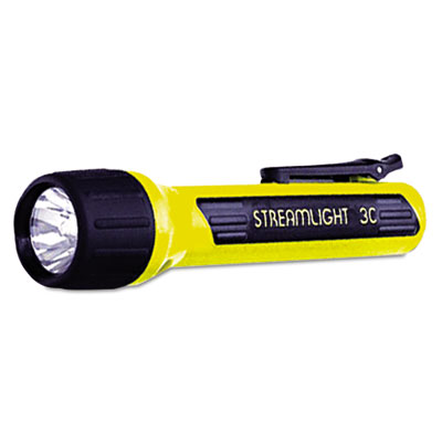 Propolymer led flashlight, 3c (sold separately), black, sold as 1 each