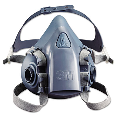Half facepiece respirator 7500 series, reusable, sold as 1 each