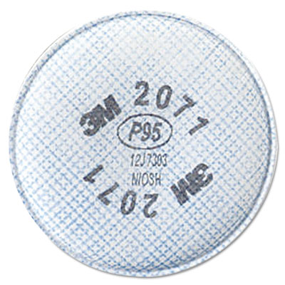 2000 series p95 particulate filter, sold as 2 each